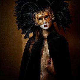 Vrouwelijk fotomodel voor MOAM door Models at Work