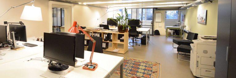 Models at Work kantoor op de Keizersgracht