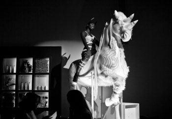 Act & performance door Models at Work voor Sensation